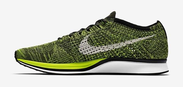 Nike-Flyknit-Racer-Volt-Profile