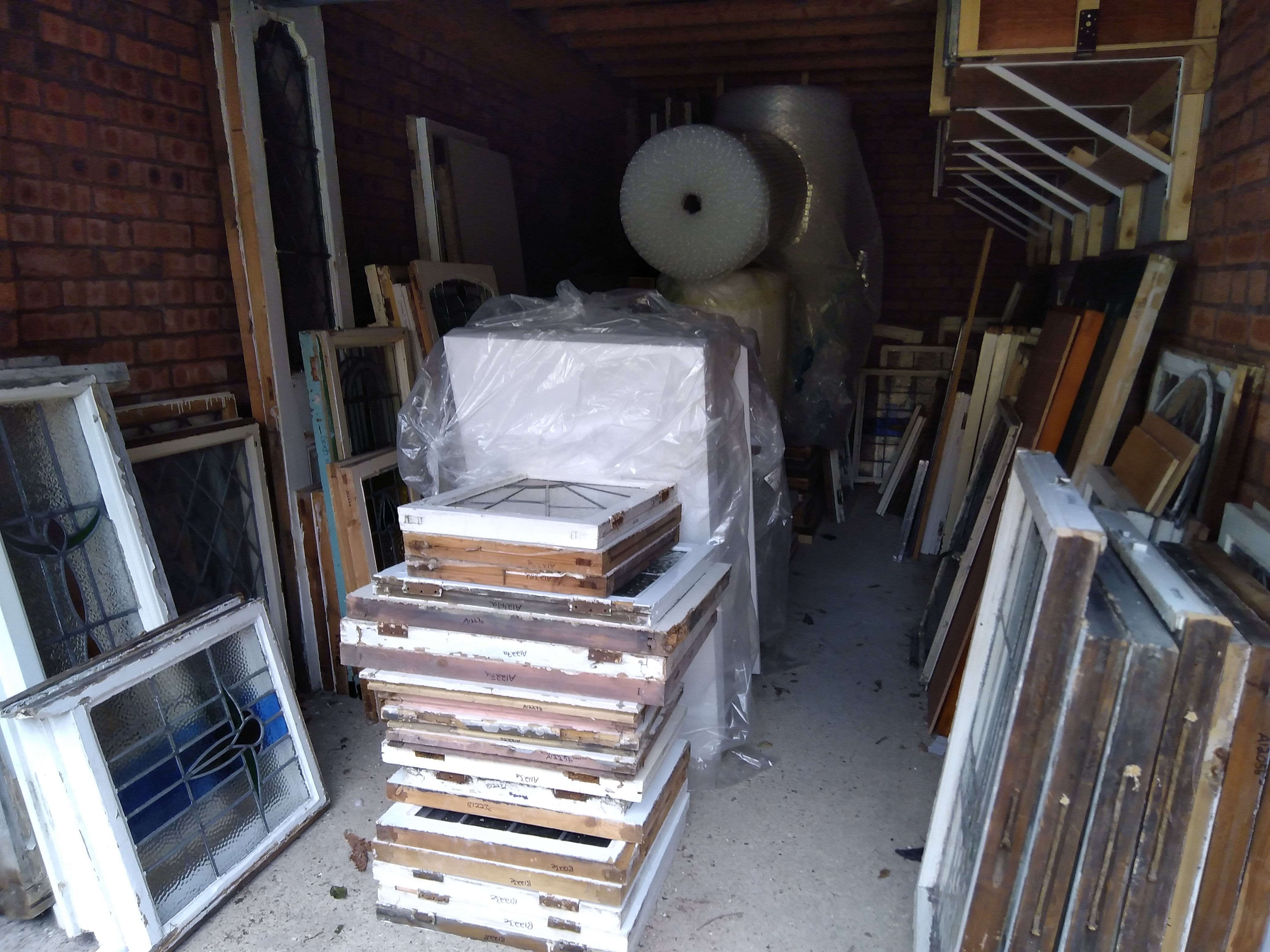 Steptoe – the reality of architectural salvage dealing in modern London