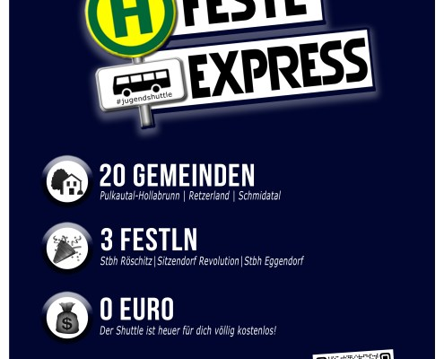 festlexpress_flyer © LEADER Region Weinviertel Manhartsberg