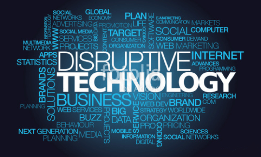 Technology Management Image: Disruptive Innovation In The Marketplace