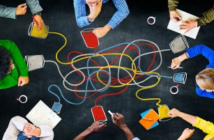 Communicate Communication Telecommunication Connection Calling C