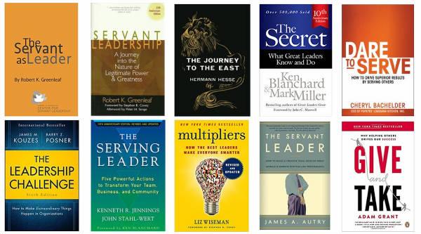 Servant Leadership 12 Recommended Books For Aspiring Servant