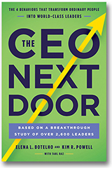 The CEO Next Door by Elena Botelho