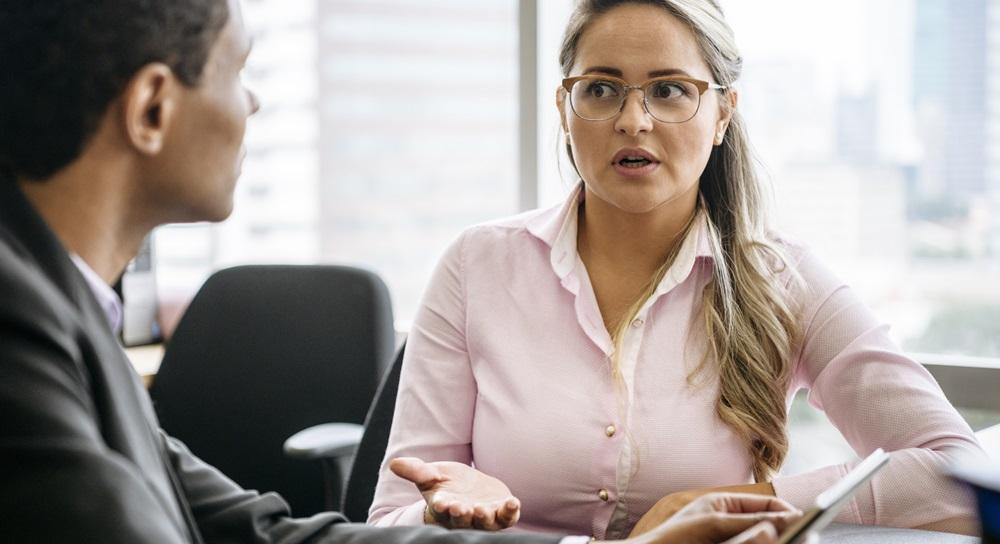 Employee Reacted Poorly to Your Feedback? Ask Madeleine