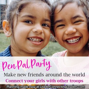 How to Find Pen Pals for Your Troop & 4 Great Ideas to Connect to
