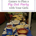 Everything You Need to Plan a Pig Out Party with Your Girls