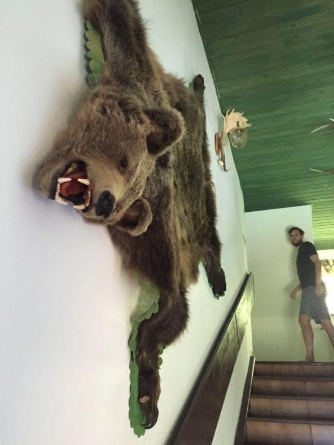 Bear and Jon