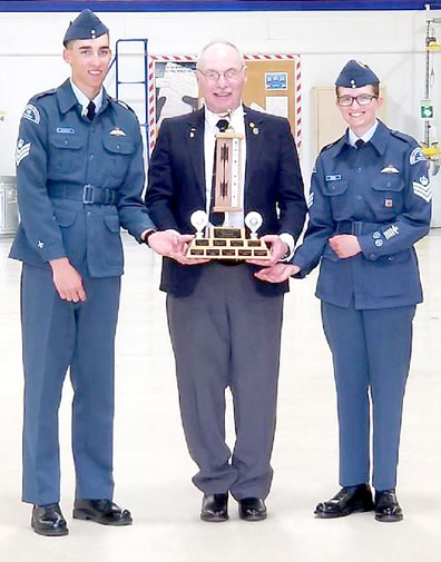 Air cadets will soon earn wings | The Davidson Leader