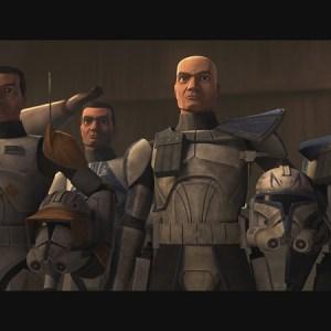 Le Capitaine Rex hésite à faire valoir son droit de retrait avec ses clones