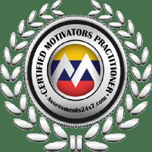 Badge de praticien Forces Motrices certifié