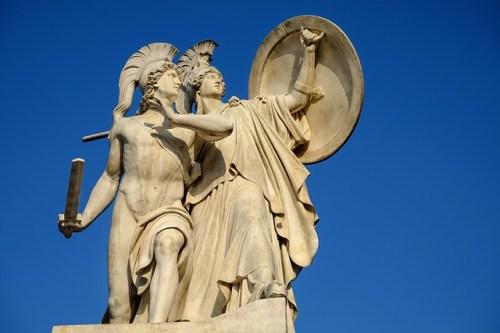 greek gods - leaders go last