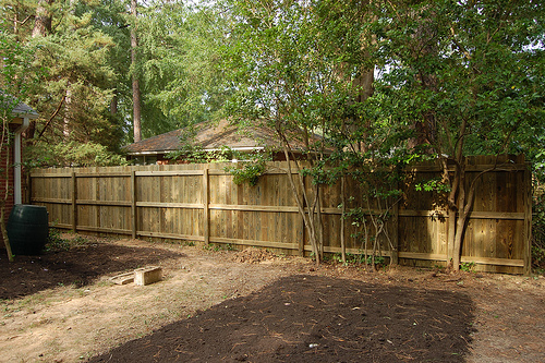 privacy fence photo