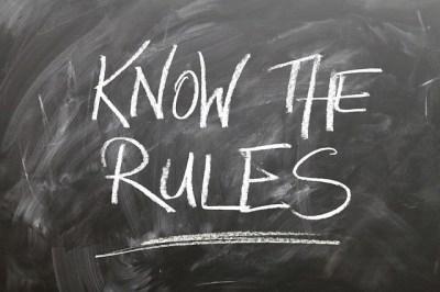 rules vs grace - judge not