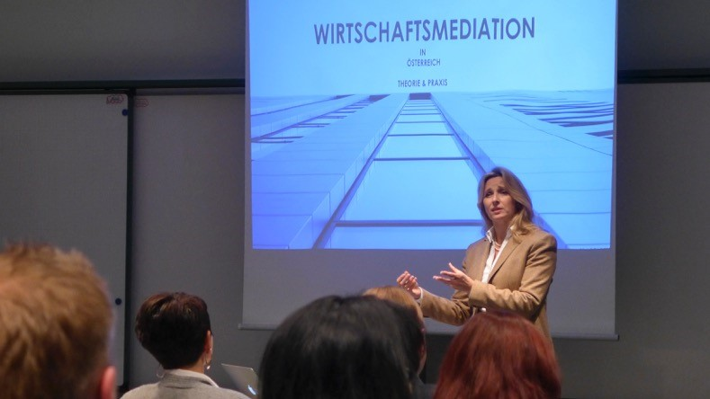 Einblick in das Praxisfeld Wirtschaftsmediation – Veranstaltungsrückblick ÖBM Oberösterreich