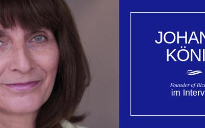 15 Jahre Bizladies: Interview mit Johanna König, Founder
