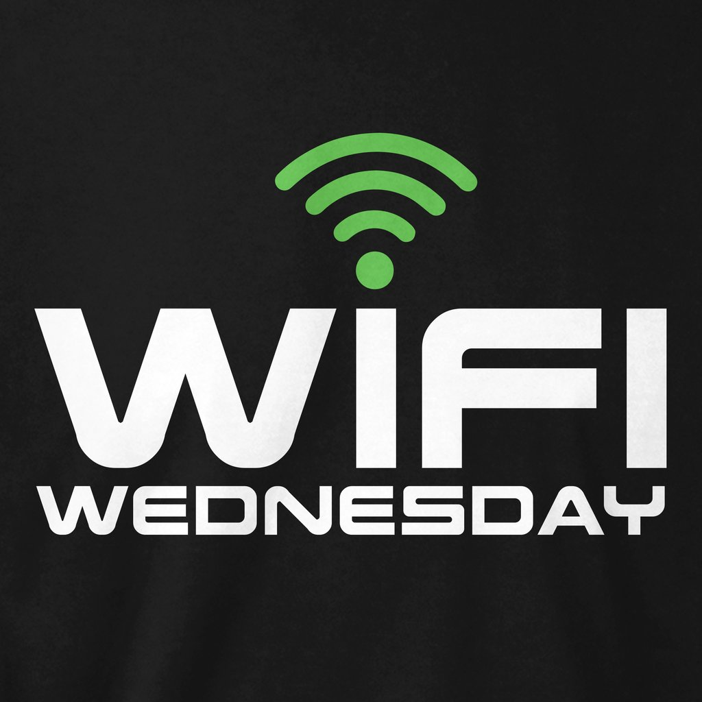 Wifi Wednesday logo