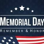Happy Memorial Day – no scheduled post for today