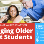 Engaging Older Adult Students On Your Campus