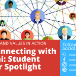 (Re)Connecting with Alumni: Student Leader Spotlight