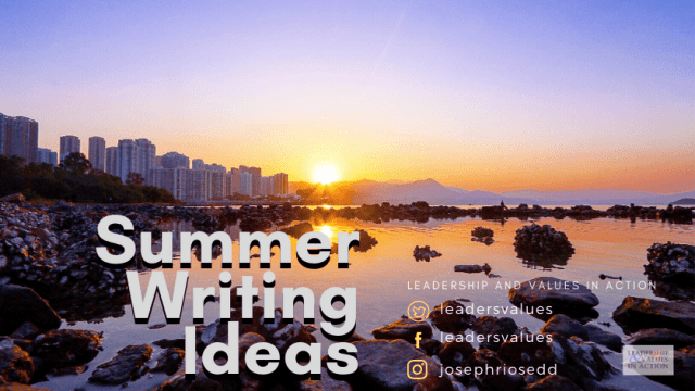 Summer Writing Ideas | Photo by Summer Chiu on Scopio