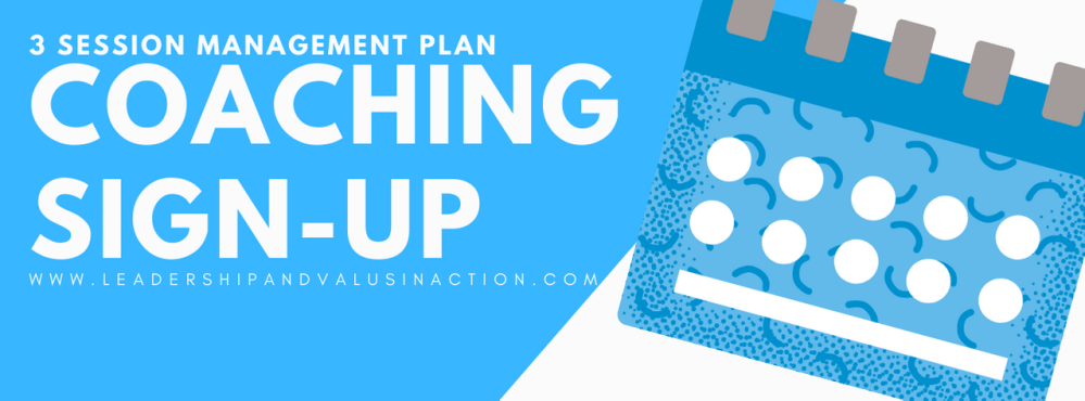 3 Session Management Plan Coaching Sign-Up