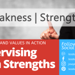 Supervising for Strengths, not Deficits