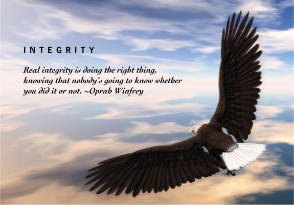 How to Lead Your Business With Integrity