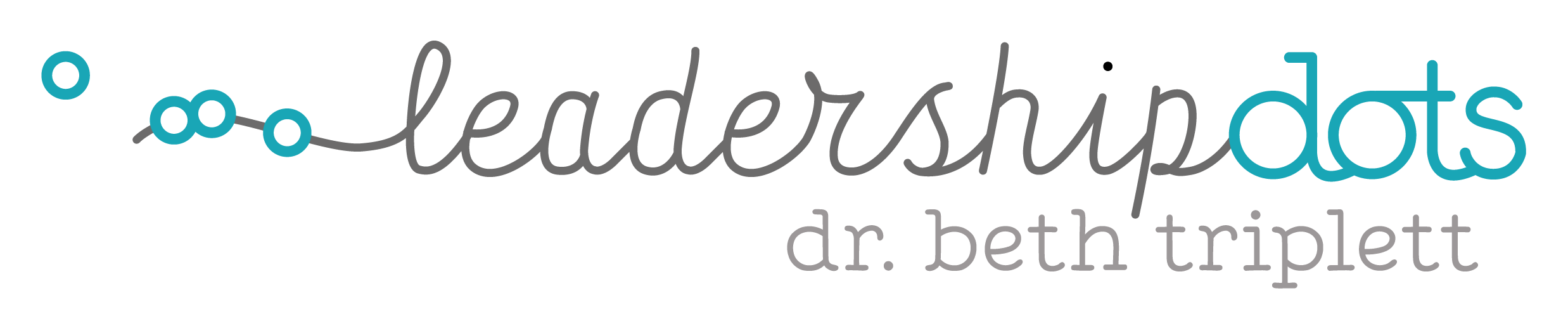 leadership dots by dr. beth triplett