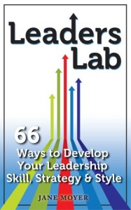 Leaders Lab Book Cover