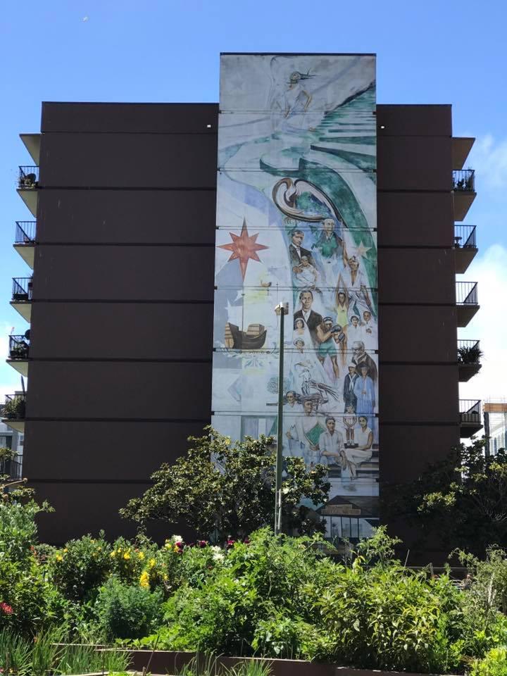Lapu Lapu Mural
