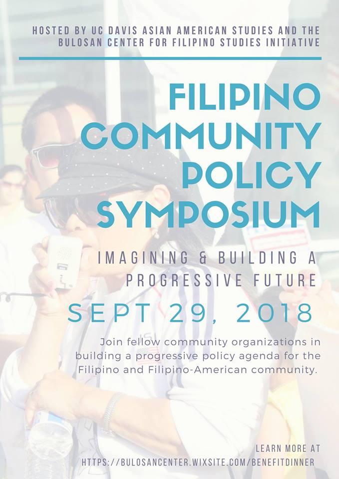 Filipino Policy Symposium