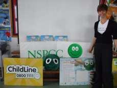 Fund Raising for NSPCC