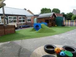 Nursery Play area 4