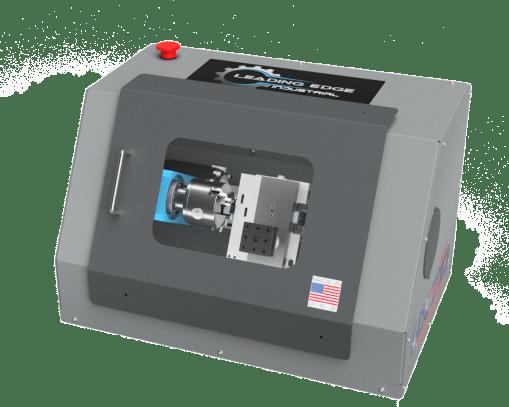 Benchtop CNC machine LEI HX710 Turning Center