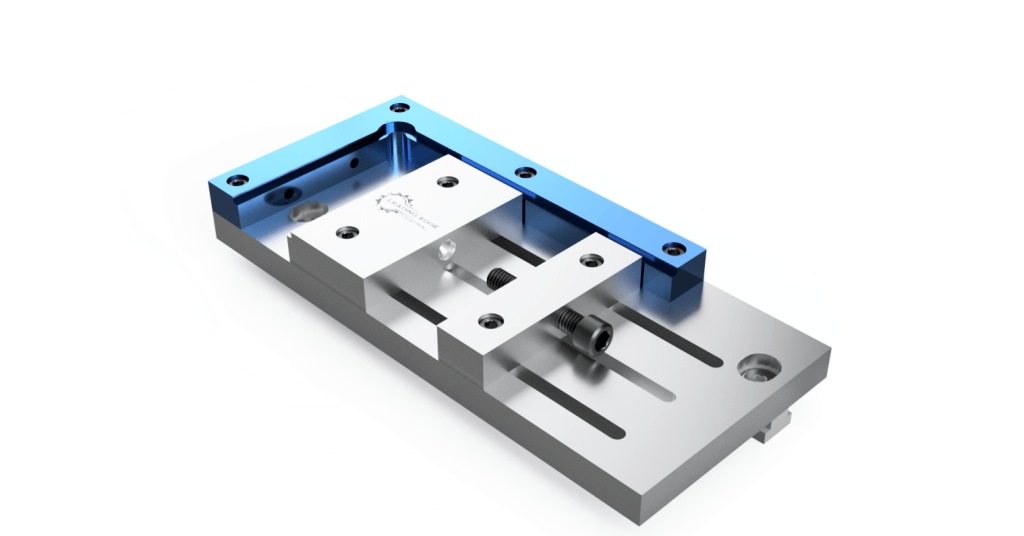 Leading Edge Industrial 10-in Low Profile Vise