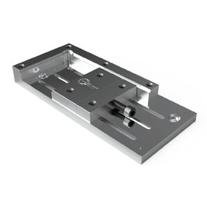 Leading Edge Industrial - Low Profile Vise (10-inch)