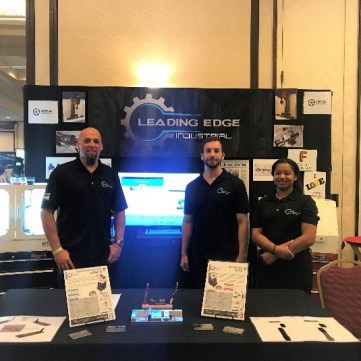 Leading Edge Industrial team at the 2017 Indianapolis ACTE Conference