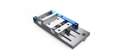 Leading Edge Industrial's Low Profile Vise
