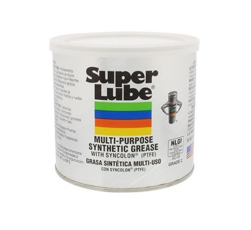 Super Lube Multi-Purpose Grease with PTFE