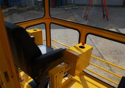 Crane Cab | Leading Edge Mfg.