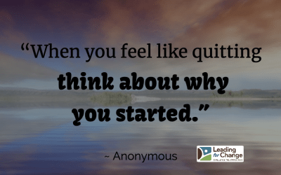 Are you ready to quit?