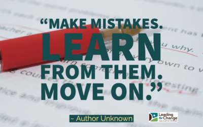 Mistakes are the limit of your best