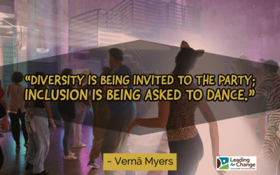 Diversity is only window dressing without inclusion