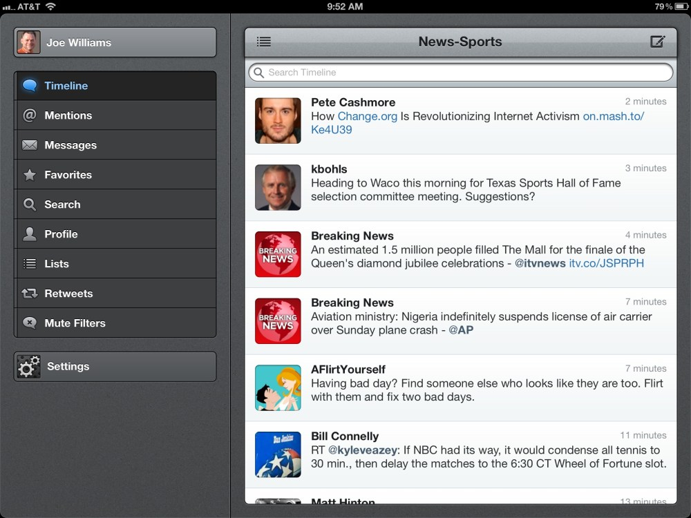 My iPad Apps (6/6)