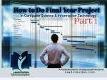 How to Write Final Year Project Proposal in Computer Science and Information Technology