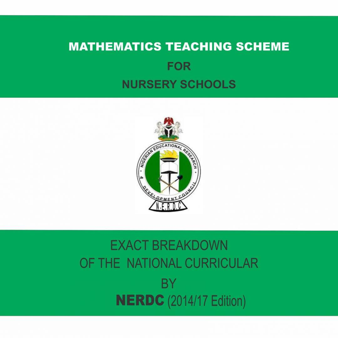 Mathematics Teaching Schemes of Work for Nursery