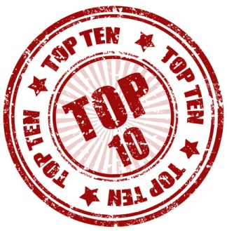 Top 10 Stamp