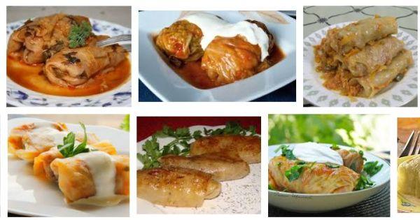 Голубцы с мясом и рисом: рецепт приготовления голубцов ...
