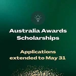 Australia Awards Scholarships