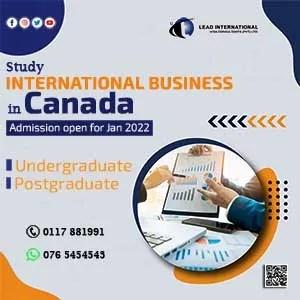 Canada MSC International Business